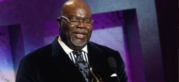 Bishop T.D. Jakes will teach leaders and aspiring leaders in workshop
