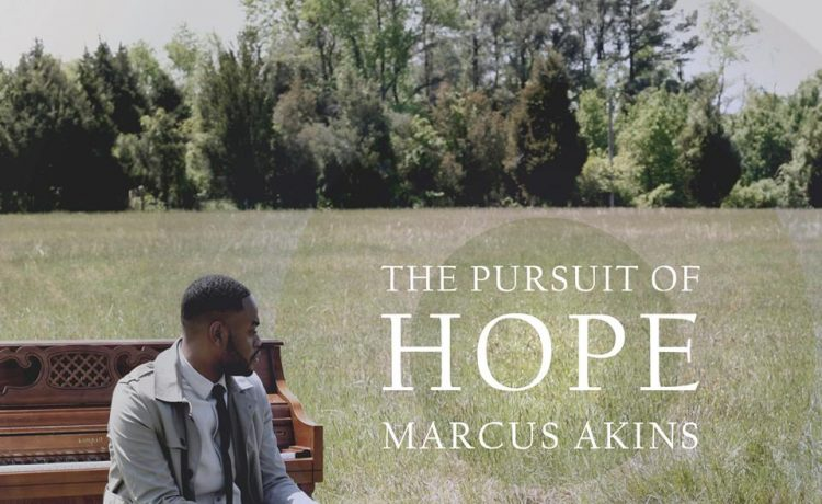 New artist Marcus Akins debut EP