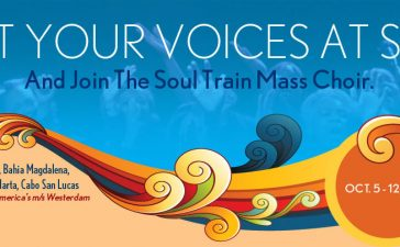 Soul Train Cruise invites choirs