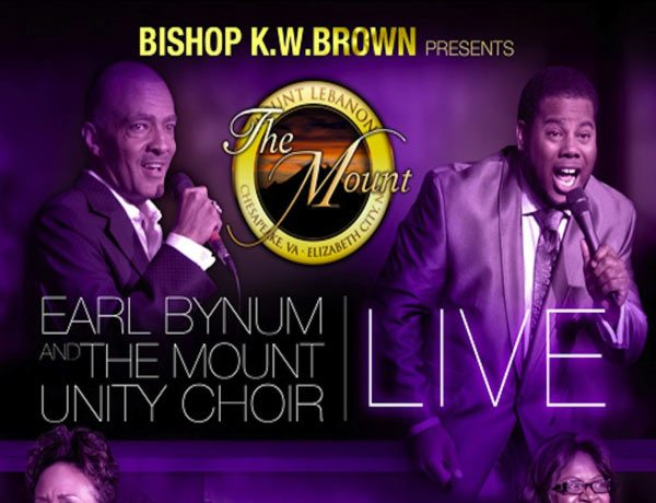 Earl Bynum and Mount Holy Unity Choir win Stellar Award