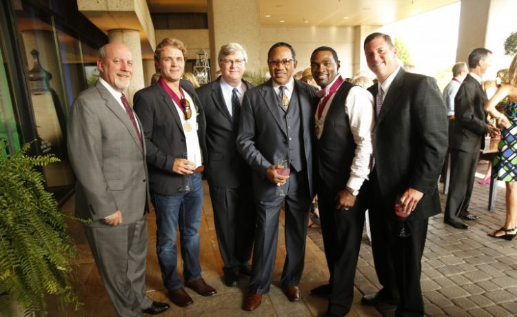 Earnest Pugh , Bobby Jones and BMI execs