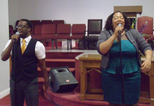 Cathedral of Christ Praise Team at ScholarCHIPS