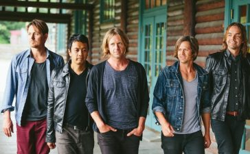 Switchfoot has spent a lot of time touring.