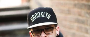Andy Mineo is going to walk down the aisle