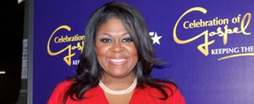 Kim Burrell will come to Kennedy Center