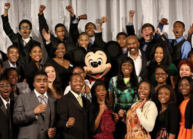 Disney Dreamers Academy applications until October