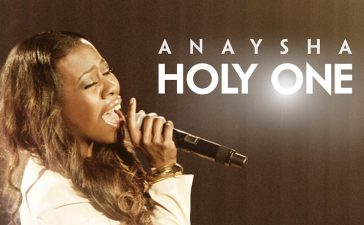 Anaysha sings Holy One
