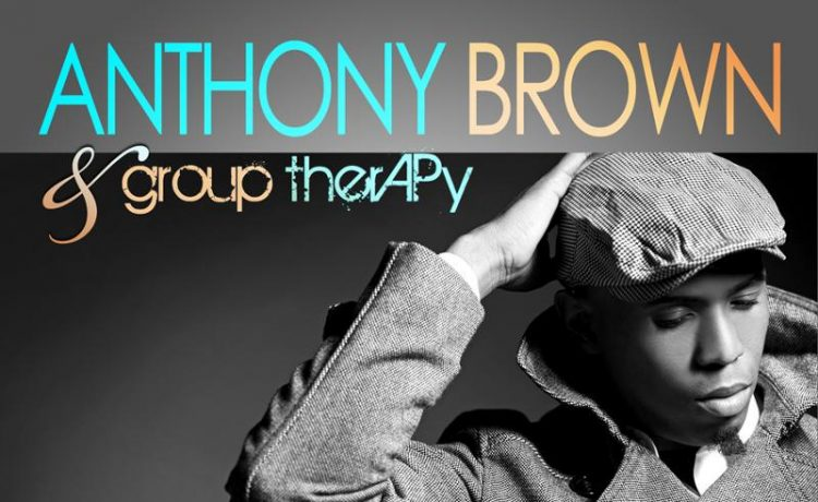 Anthony Brown & Group Therapy get Stellar Award nominations.