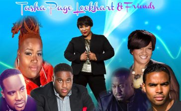 Tasha Page-Lockhart and Friends
