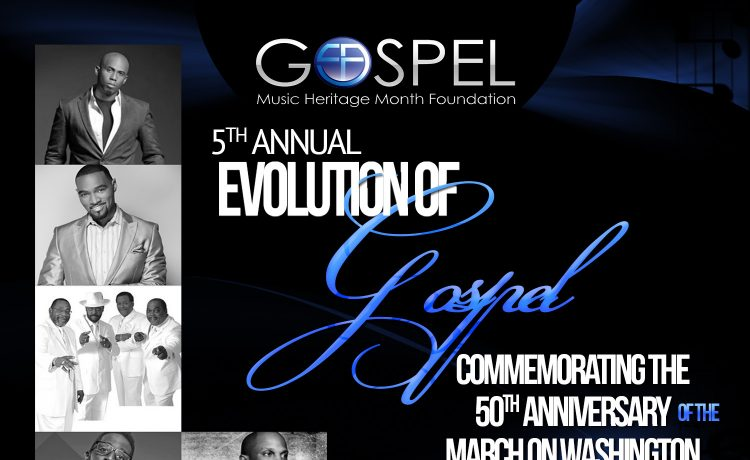Evolution of Gospel artists