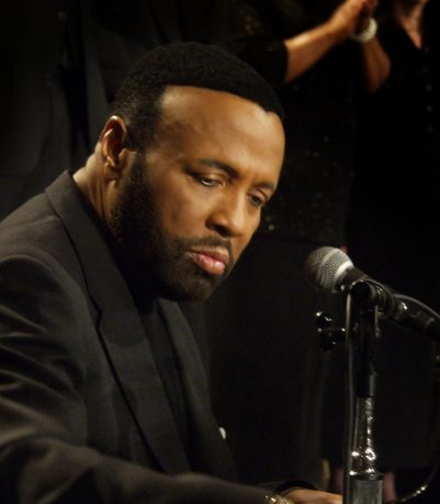 Andrae Crouch interview