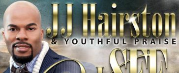 JJ Hairston live recording in Connecticutt this November