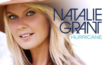 Natalie Grant 'Hurricane' sits on top of charts