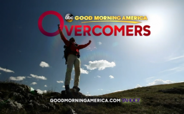 ABC good Morning America 'Overcomers' series