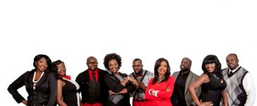 The Showers head to televsion screens with debut on 'Bobby Jones Gospel'