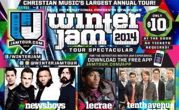 Winter Jam announces lineup