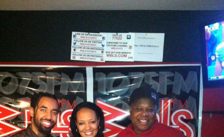Bryan Wilson takes New York by storm and hosts radio show.