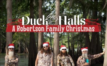 Duck Dynasty from the Robertson family makes big splash on the charts