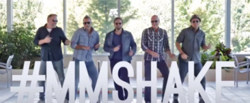 MercyMe delivers 'shaking' music video