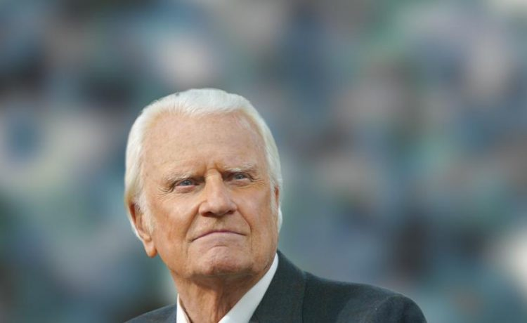 Prayers needed for Billy Graham