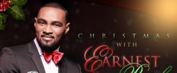Earnest Pugh kicks off Christmas tour
