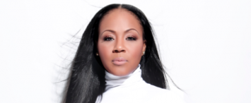 Erica Campbell interviewed by Inside Edition about dress