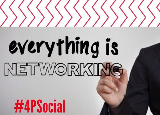4P Social networking event is coming in February