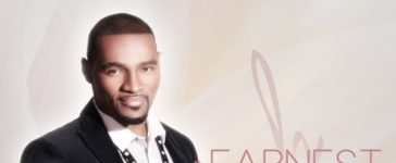 Earnest Pugh has a new Valentine's Day song