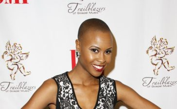 Latice Crawford and others will review the top 10 and select the winner on Most Powerful Voices