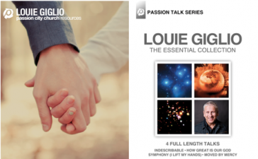 Louie Giglio authors two new series