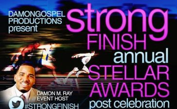 Strong Finish is a Post Stellar Awards event