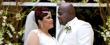David and Tamela Mann renewed their vows after 25 years