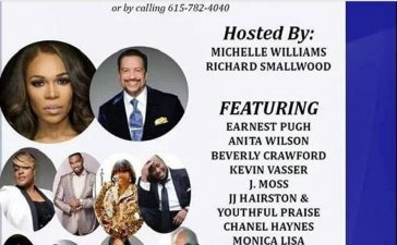 Stellar Awards Pre-Show is one of the highlights of Stellar Awards Weekend Activities