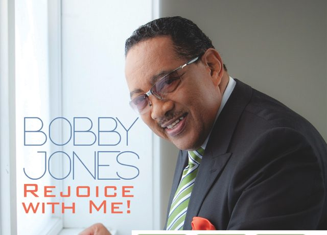 Bobby Jones latest album debuts in Top 5