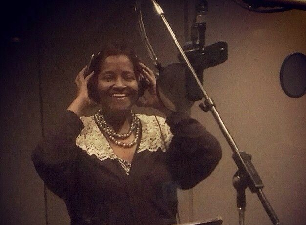 Lashun Pace is back in the studio