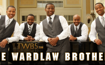 The Wardlaw Brothers on international tour