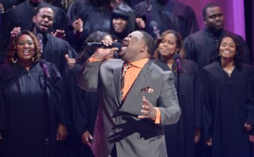 Zacardi Cortez will appear on Bobby Jones Gospel