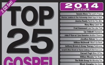 Maranatha! Music reeleasing Top 25 Gospel Songs