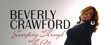 Beverly Crawford is Sweeping Through The City hits Top 30