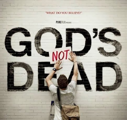 Gods Not Dead movie opens in theaters March 21