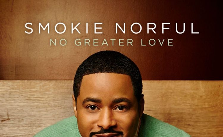 Smokie Norful reveals album cover