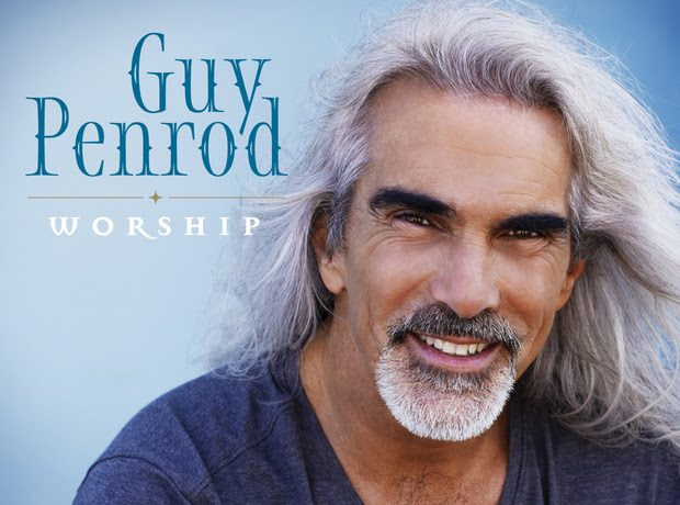 Guy Penrod has a new collection of worship songs