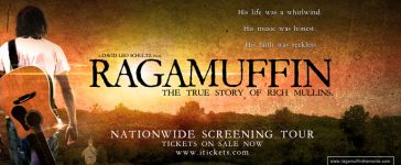 Ragamuffin movie about Rich Mullins is screening