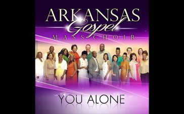 Arkansas Gospel Mass Choir heats up the charts