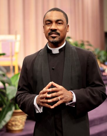 Bishop Hawkins will become COGIC Bishop