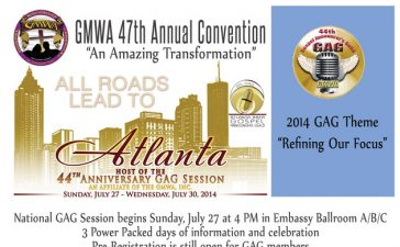 GMWA holds convention