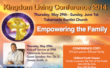 Kingdom Living Conference 2014