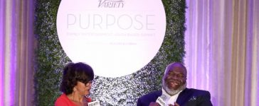 T.D. Jakes speaks at PURPOSE Summitt
