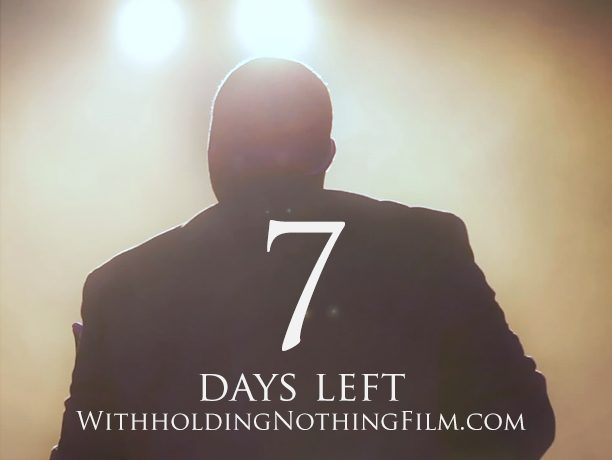 William McDowell offers free withholding nothing conference