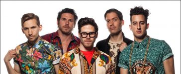 Family Force 5 going on tour